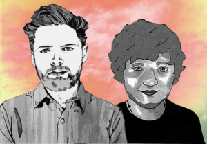 Ed Sheeran and Passenger